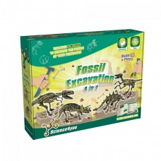 Fossil Excavation 4 in 1