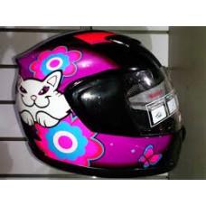 Kids Motor cycle Helmet.